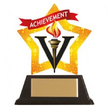 Achievement Mini-Star Acrylic Award